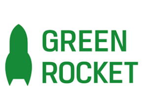 Logo Green Rocket